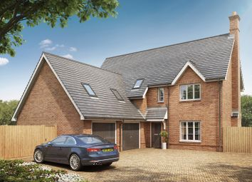 Thumbnail 4 bed detached house for sale in Longleat +, Worlds End Lane, Weston Turville
