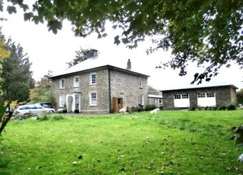 Thumbnail 4 bed detached house for sale in Talsarn, Lampeter, Ceredigion
