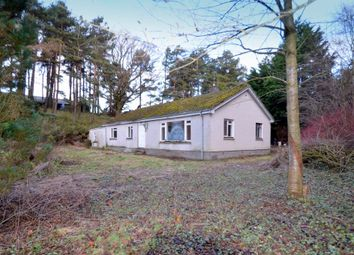 Thumbnail 3 bed detached bungalow for sale in Nairn