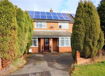 Thumbnail 3 bed end terrace house for sale in Windsor Road, Walsall