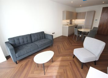 Thumbnail 1 bed flat to rent in The Lightbox, Blue, Media City UK, Salford, Greater Manchester