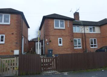 Thumbnail 3 bedroom semi-detached house for sale in Winforde Crescent, Leicester