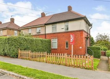 Thumbnail 2 bed semi-detached house for sale in Carrill Road, Sheffield, South Yorkshire