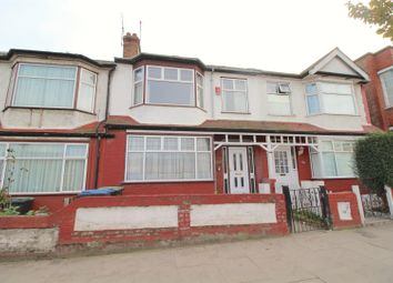 Thumbnail 3 bed terraced house for sale in Bridport Road, Edmonton