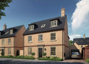 """Thumbnail 4 bed property for sale in """"The Beaufort"""" at Central Avenue, Brampton, Huntingdon"""