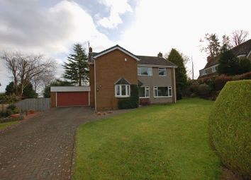 Thumbnail 4 bed detached house for sale in Willow Way, Ponteland, Newcastle Upon Tyne