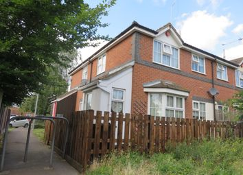 Thumbnail 1 bed end terrace house for sale in Dudley Close, Chafford Hundred, Grays