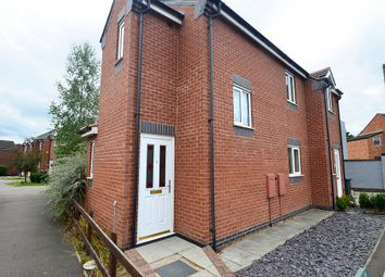 Thumbnail 2 bed semi-detached house to rent in Frank Best Close, Earl Shilton, Leicestershire