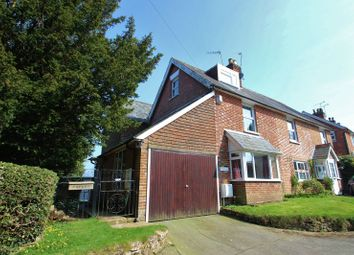 Thumbnail 3 bed semi-detached house for sale in Turners Green, Sparrows Green, Wadhurst