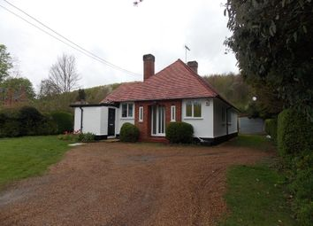 Thumbnail 3 bed detached bungalow to rent in Valley Road, Fawkham, Longfield