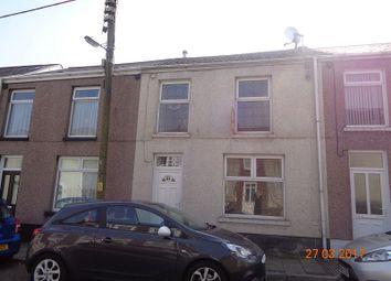 Thumbnail 3 bedroom terraced house to rent in Maiden Street, Maesteg, Bridgend.
