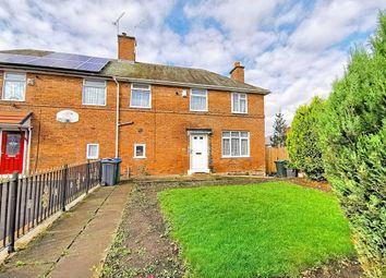 Thumbnail 3 bed semi-detached house for sale in Ruskin Street, West Bromwich, West Midlands