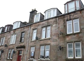 Thumbnail 2 bed flat for sale in Royal Street, Gourock, Inverclyde