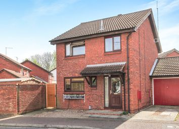 Thumbnail 3 bed link-detached house for sale in Uplands, Werrington, Peterborough
