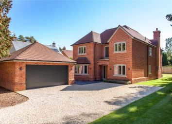 Thumbnail 5 bed detached house for sale in Station Road, Shiplake, Oxfordshire