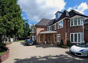 Thumbnail 6 bed detached house for sale in The Bishops Avenue, London