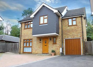 Thumbnail 4 bed detached house for sale in Redbridge, Ilford, Essex