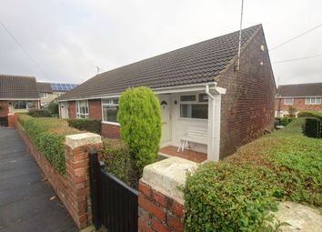Thumbnail 1 bed bungalow for sale in Oakwood, Gateshead