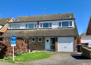 Thumbnail 4 bed semi-detached house to rent in Willow Close, Broomfield, Chelmsford