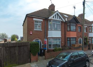 Queens Road, Ramsgate CT11. 3 bed end terrace house