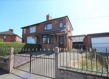 Thumbnail 2 bed semi-detached house to rent in Hulton Road, Abbey Hulton, Stoke-On-Trent