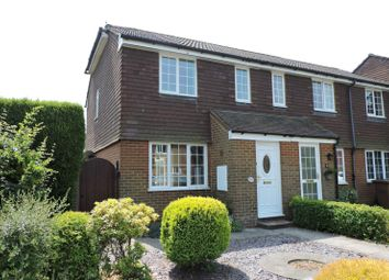Thumbnail 3 bed end terrace house to rent in Old Rectory Close, Bramley, Guildford