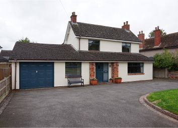 Thumbnail 4 bed detached house for sale in Coventry Road, Southam