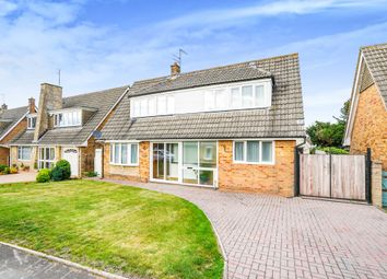 Thumbnail 4 bed detached house for sale in Cricklade Road, Swindon