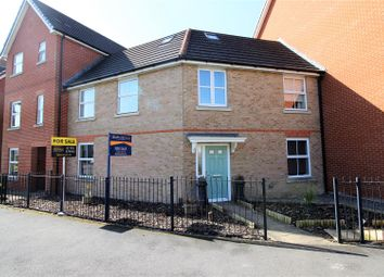 Thumbnail 4 bed terraced house for sale in Eastbury Way, Redhouse, Swindon