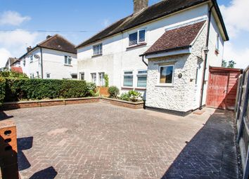 Thumbnail 3 bed semi-detached house for sale in Priory Lane, West Molesey