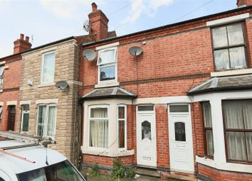 Thumbnail 3 bed terraced house for sale in Grimston Road, Radford, Nottingham