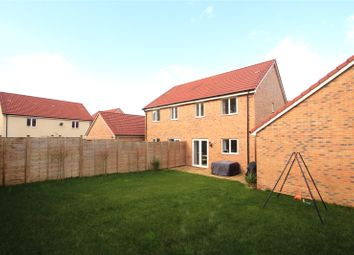 Thumbnail 3 bed semi-detached house for sale in Cowslip Crescent, Emersons Green, Bristol