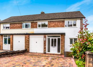 Thumbnail Semi-detached house for sale in Patchway Crescent, Rumney, Cardiff
