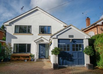 Thumbnail 4 bed detached house for sale in London Road, Hartley Wintney, Hook