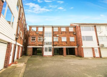 Thumbnail 2 bed flat for sale in Malcolm Court, Whitley Bay
