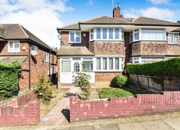 Thumbnail 3 bed semi-detached house to rent in Laurel Way, Totteridge