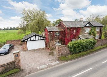 Thumbnail 4 bed detached house for sale in Macclesfield Road, Over Alderley, Macclesfield