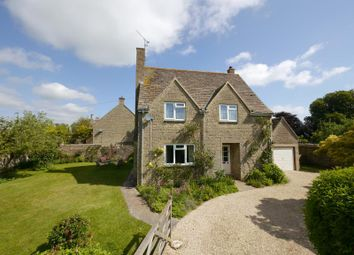 Thumbnail 4 bed detached house to rent in High Street, Meysey Hampton, Cirencester