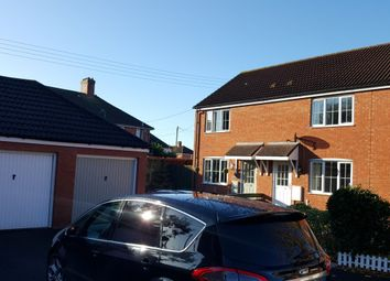 Thumbnail 2 bed terraced house to rent in Moravia Close, Bridgwater