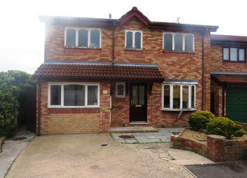 Thumbnail 5 bed detached house for sale in Beatty Close, Barry