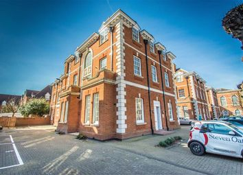 Thumbnail 3 bedroom flat for sale in Queen Alexandra House, Hertford, Herts