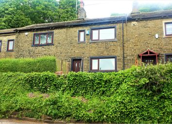 Thumbnail 3 bed terraced house for sale in Rake Bank, Halifax