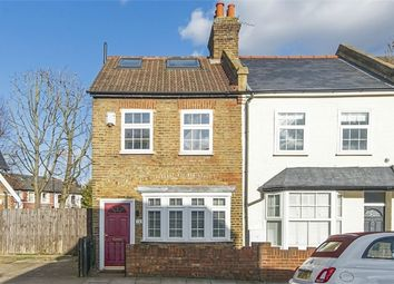 Thumbnail 3 bed end terrace house for sale in Thornbury Road, Isleworth, Middlesex