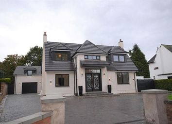 Thumbnail 5 bed detached house for sale in Ewenfield Road, Ayr