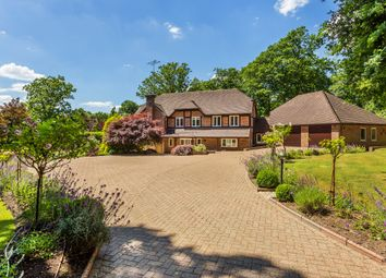 Thumbnail 6 bed detached house for sale in Wilderness Rise, Dormans Park, East Grinstead