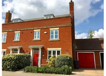 Thumbnail 4 bed semi-detached house for sale in Mansbrook Boulevard, Ipswich