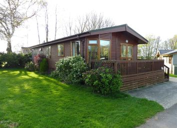 Thumbnail 3 bed mobile/park home for sale in Merley House Lane, Ashington, Wimborne
