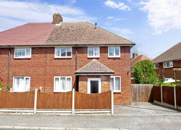 Thumbnail 3 bed semi-detached house for sale in Shaftesbury Road, Hersden, Canterbury, Kent