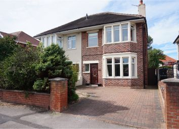 Thumbnail 3 bedroom semi-detached house for sale in Bispham Road, Blackpool