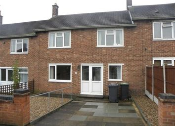 Thumbnail 3 bed terraced house to rent in Meer Road, Chilwell, Nottingham